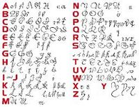 Fl alphabet