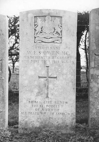 Owen tombstone