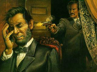 Lincoln-Shooting