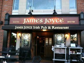 James Joyce Pub
