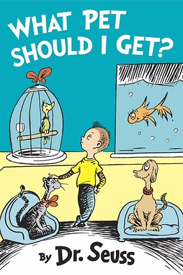 Seuss what pet should I get
