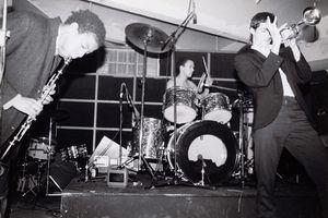 Basquiat Gray orchestra