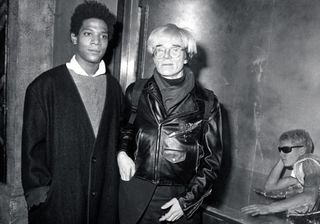 Basquiat with AW