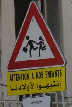LLINA signpost