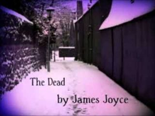 Joyce the dead