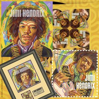 Hendrix 2 stamp