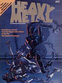 JW Heavy Metal