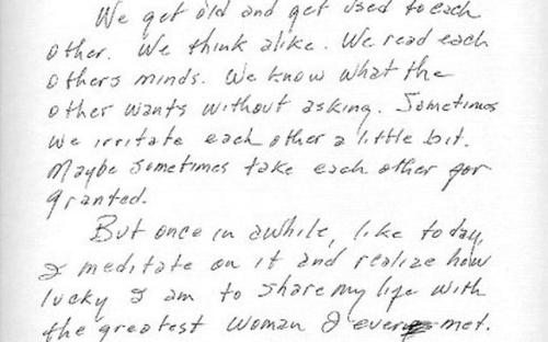 Hemingway letter 2