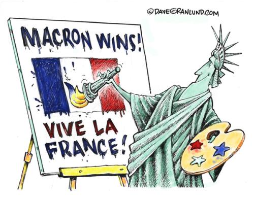 Macron-wins-france