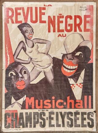 (Michele) Revue negre