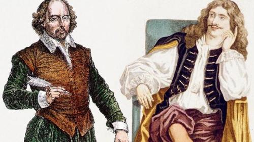 Shakespeare & Moliere