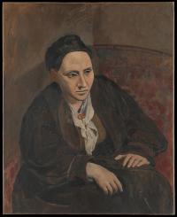 Stein portrait