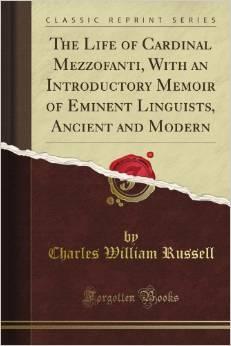 Mezzofanti - book cover