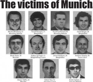 Ladany 1972 victims