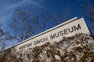 Norton Simon building