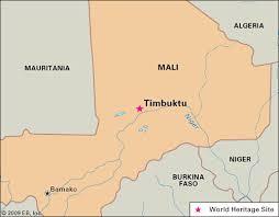 TIM map