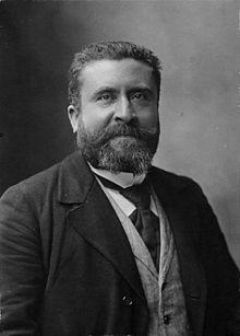 Harpenden Jean_Jaurès,_1904,_by_Nadar