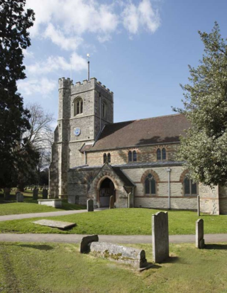 Harpenden church