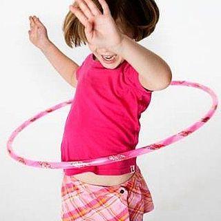 Frisbie Hula-Hoop
