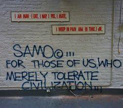Basquiat SAMO