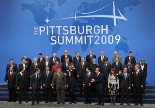 Ewandro 2009_G-20_Pittsburgh_summit