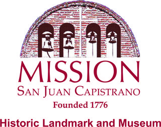 Capistrano Mission sign