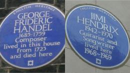 Hendrix 2 plaques