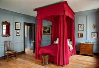 Handel's  bed