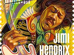 Hendrix 1 stamp