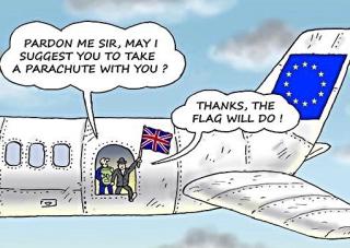 Brexit Global Cartoons