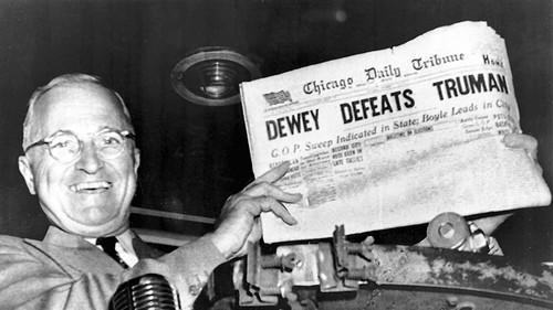 Truman Dewey