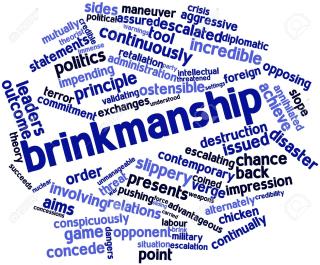 Brinkmanship logo