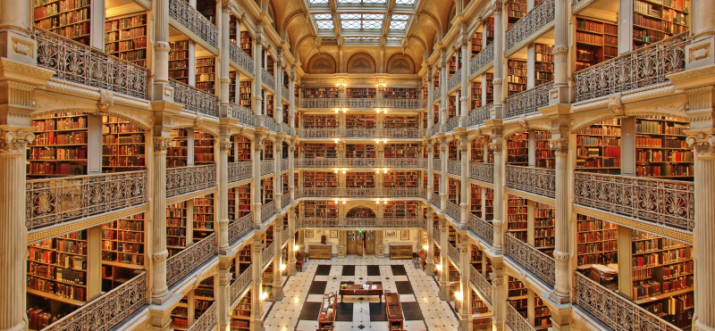 USA Library 7