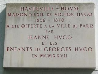 HV plaque
