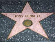 Tony_bennett_Walk of Fame