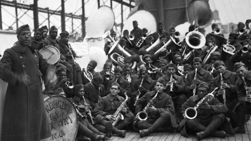 DRUON JIm Europe et son orchestre