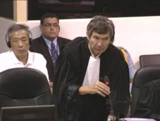 François_Roux_defending_Kang_Kek_Iew_(Kaing_Guek_Eav_or_Duch)_before_the_Extraordinary_Chambers_in_the_Courts_of_Cambodia_-_20090715