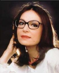 Nana Mouskouri - white