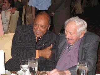 Irving Green & Quincy Jones