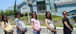 Maternity tourism
