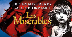 Les Mis 30th Birthday