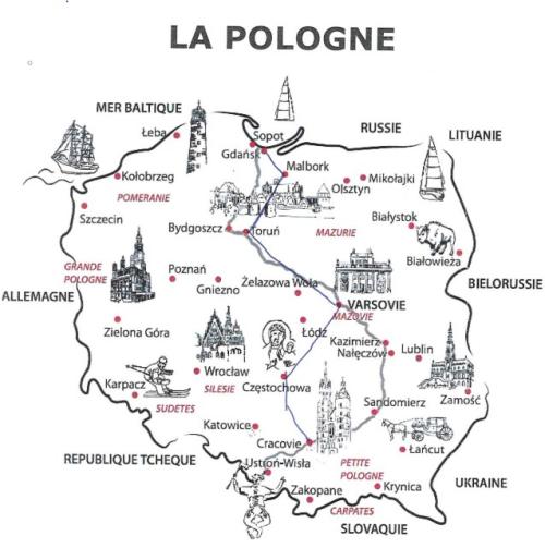 La Pologne
