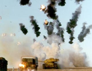 Brexit Cluster munitions