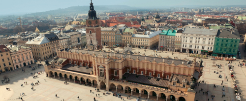 Cracovie (Pologne)