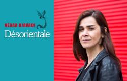 Albertine Desorientale + Djavadi