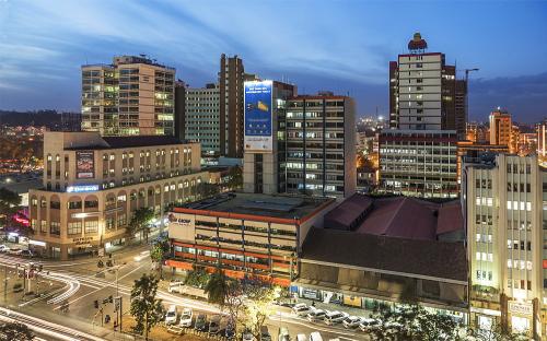 Nairobi skyline (Robert Harding)