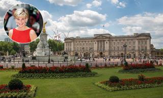Diana Buckingham Palace