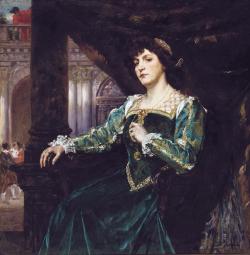 Clémenceau  - Mary portrait