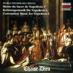 Messe du Sacre de Napoléon 1