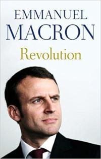 Macron English cover